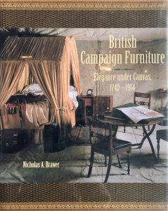 British Campaign Furniture - Elegance Under Canvas l Nicolas A. Brawer
