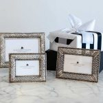 Silver Photo Frame l The Past Perfect Collection l Singapore