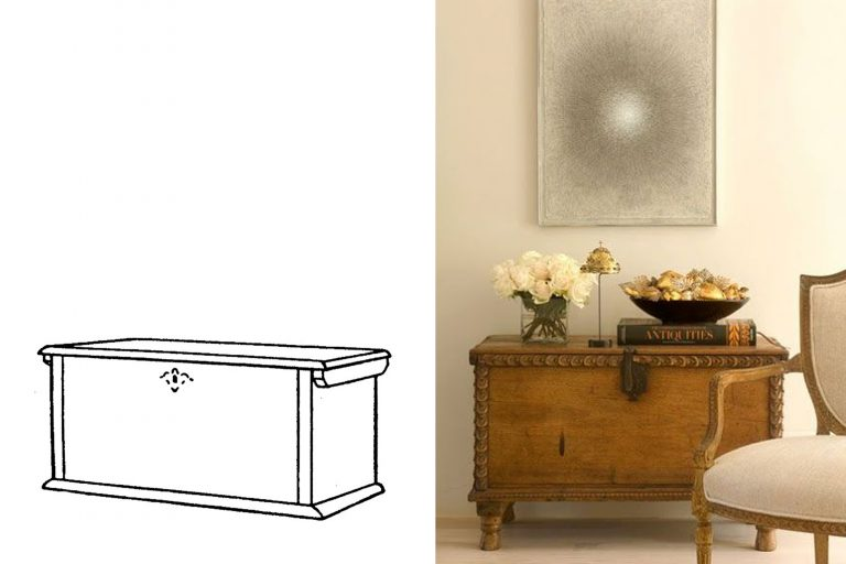 The Story of the Chest of Drawers l The Trunk The Past Perfect Collection l Singapore