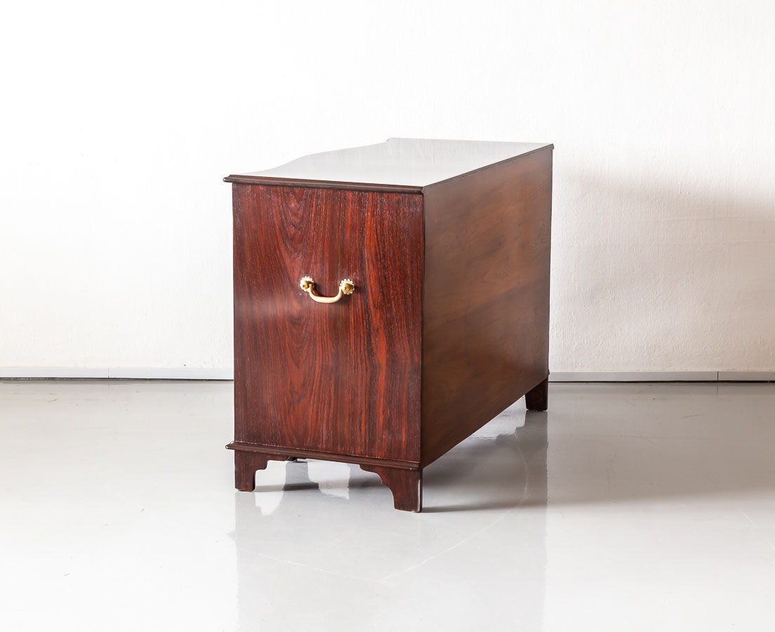 CUP-484 4L Anglo-Indian Rosewood Sideboard l The Past Perfect Collection l Singapore